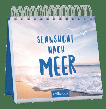 Sehnsucht Nach Meer Tischkalender Zum Davonträumen Originelles Geschenk Mit Wunderschönen Strandbildern