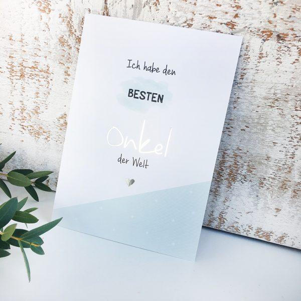 Postkarte Alles Liebe Zur Taufe Schreiben Und Träumen